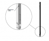 Window balances and used in a number of wood, clad, aluminum and vinyl windows for both tilt and non-tilt applications.