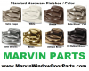 We're all about Marvin & Integrity brand window and door replacement parts for older windows & doors from 1960s 1970s 1980s 1990s 2000s - the parts others don't want to mess with!